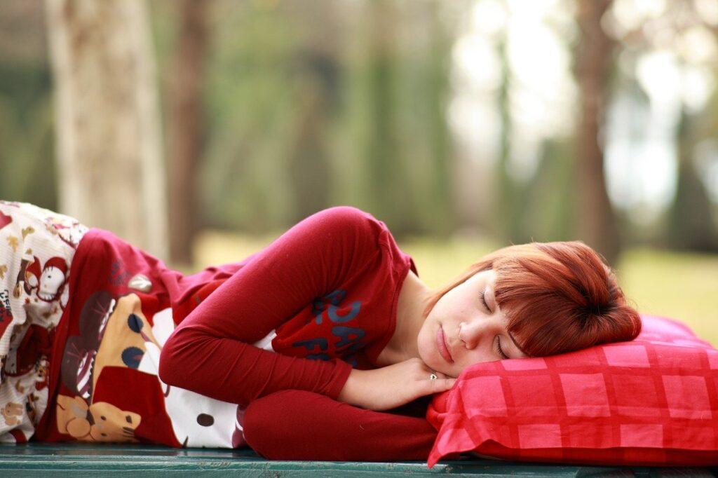 sleep, pillow, sleepwalking